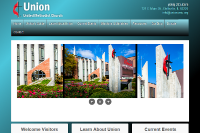 Union UMC Home Page